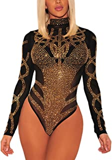 crystal bodysuit