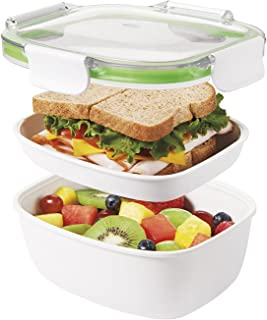 OXO Good Grips Leakproof On-The-Go Lunch Container (Set of 2)