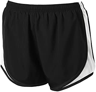 Clothe Co. Ladies Moisture Wicking Sport Track Field Running Shorts