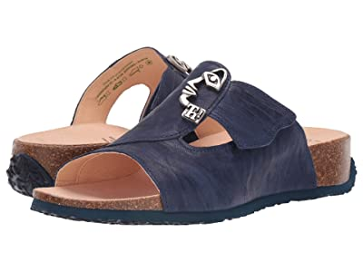 Think! Mizzi 84351 (Indigo) Women