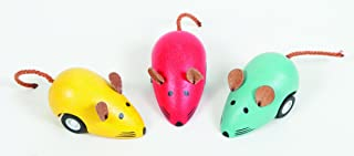 The Original Toy Company Mouce Race (3 Pull Back Mice)