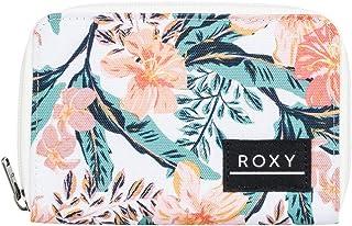 "Roxy Women's DEAR HEART Wallets, Bright White Mahe Rg S, Dimensions: 6.56"" 4"" 0.3"" (D) / 15.5 (H) x 10.5 (W) x 1 (D) cm EU"