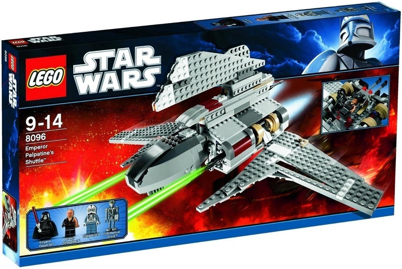 Lego Star Wars  Emperor Palpatine's Shuttle (8096) Vehicle