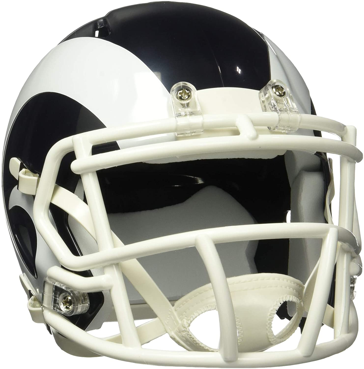 Riddell NFL Los Angeles Rams OFFicial store Football Max 80% OFF Speed Mini Helmet White