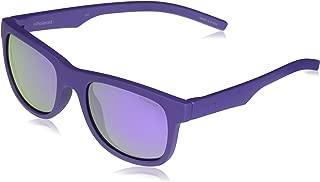 Polaroid Sunglasses Girl's Pld8020s Polarized Rectangular...