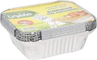 Falconpack Disposable Aluminum Container, 10 Pieces