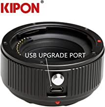 KIPON Autofocus Adapter for Contax N Lens to Sony NEX Camera