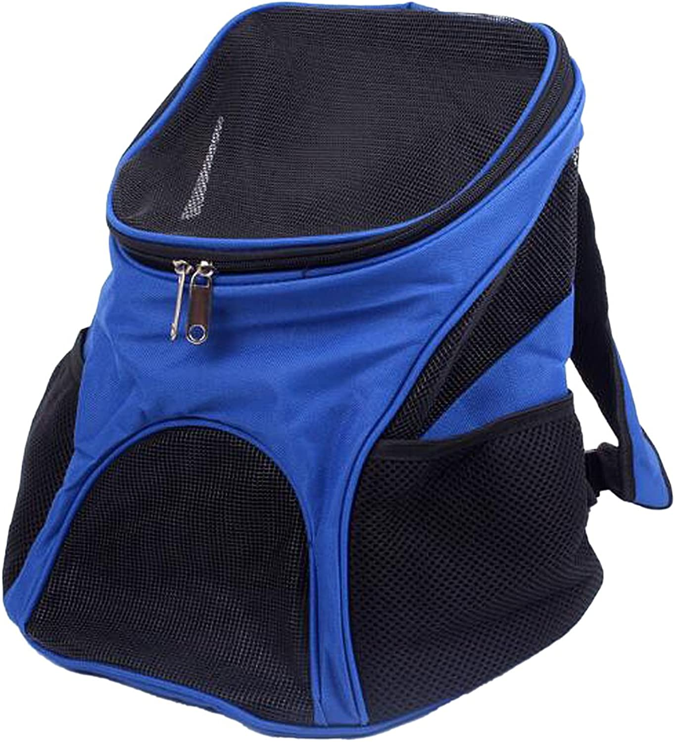 Portable Small Pet Knapsack Dog Travel Carrier Backpack Cat Puppy Holder Oxford Fabric Mesh Open for Trip