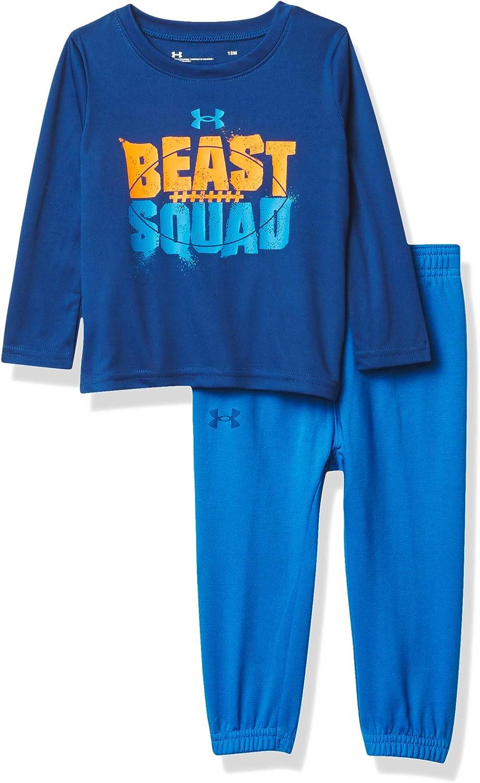 Under Armour baby-boys Ua Beast Squad Set
