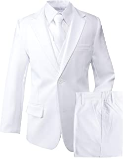 Spring Notion Big Boys' Modern Fit Dress Suit Set