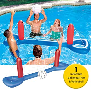 Amazon.es: red voleibol piscina