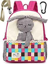 Children Toddler Backpack Preschool Safety Harness Rabbit Bunny for Girls(Pink)