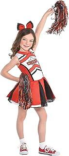 Girls Cheerleader Costume- Small (4‑6)