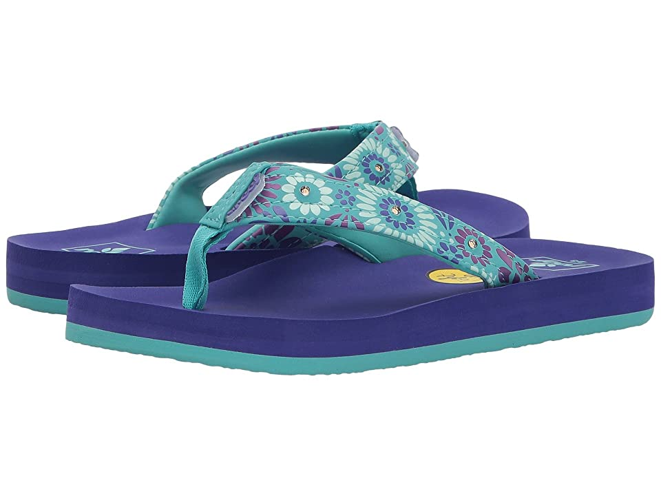 Reef Kids Little Ahi Lights (Infant/Toddler/Little Kid/Big Kid) (Frozen) Girls Shoes