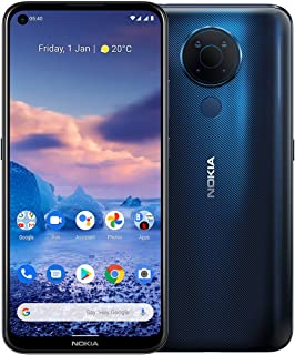 Nokia 5.4 Android One Smartphone (Official Australian Version 2021) Unlocked Mobile Phone with Family Link, Security Updat...