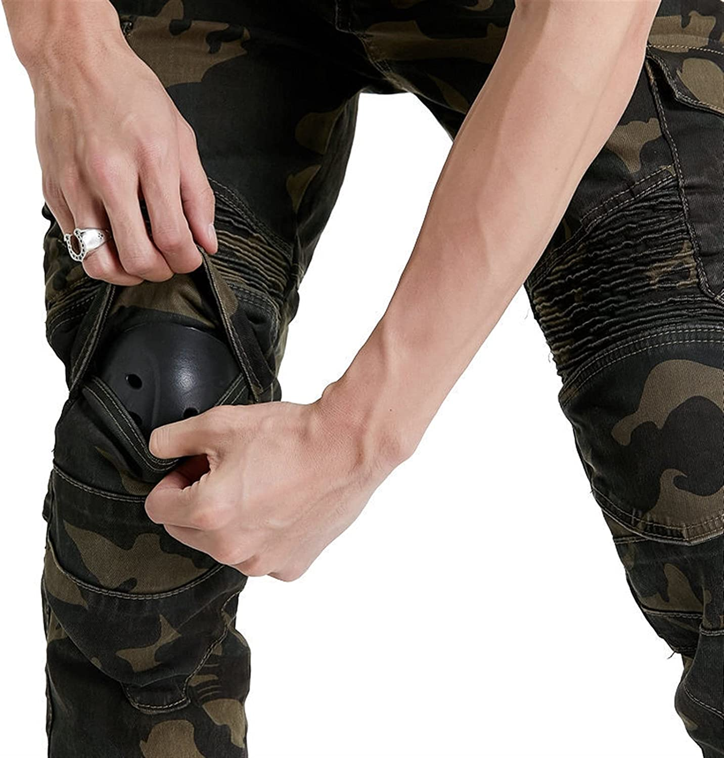 NEWPITE Cargo Max Now free shipping 86% OFF Reinforced by Aramid Urban Protective Camo Lining