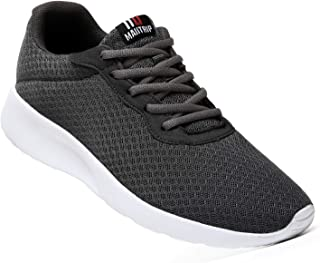 Mens Lightweight Breathable Mesh Running Sneakers (Size:Us7-Us14)
