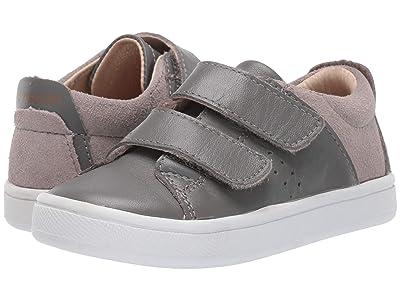 Old Soles Toko Shoe (Toddler/Little Kid) (Grey/Grey Suede) Boy