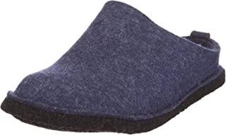 Haflinger 311010 Slippers, Filztoffel Flair Soft, jeans