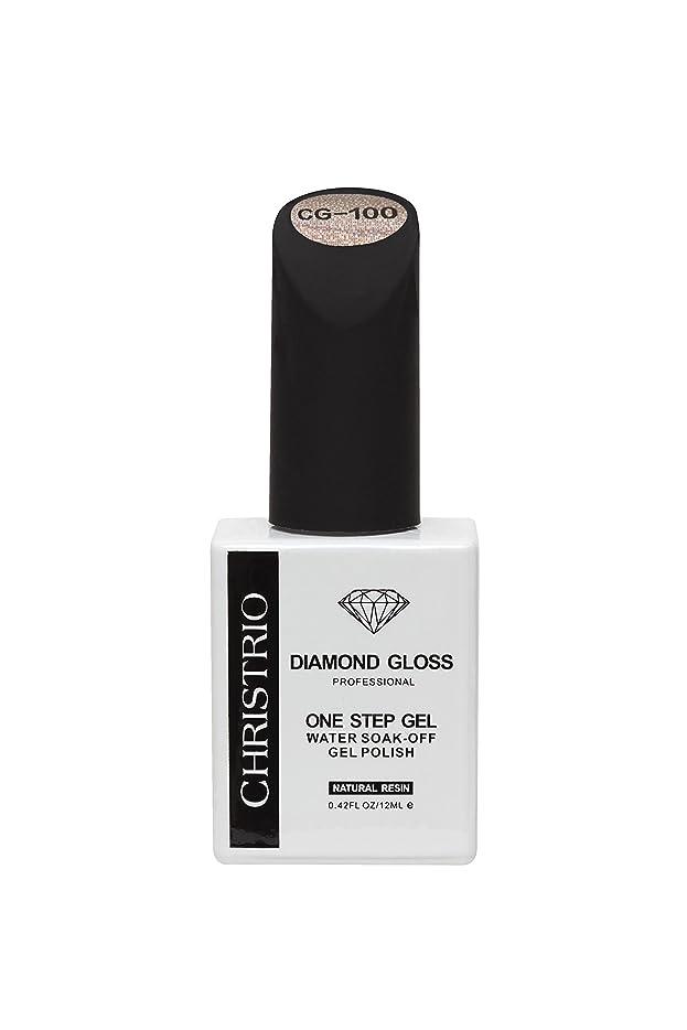 バッジ文法血CHRISTRIO DIAMOND GLOSS 12ml CG-100