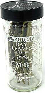 MORTON & BASSET Organic Turkish Bay Leaf, 0.1 OZ
