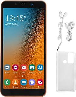 Unlocked Smartphone, 5.72in Face Fingerprint Unlock Dual Sim Dual Standby Smartphone 512MB+4GB Unlocked Cell Phone Face ID...
