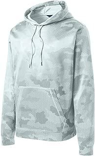 digital camo hooded sweatshirt