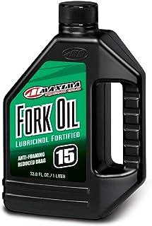 Maxima 56901 15WT Standard Hydraulic Fork Oil - 1 Liter Bottle