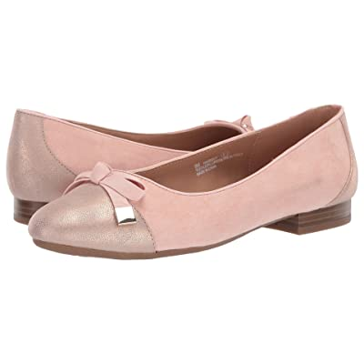 A2 by Aerosoles Handout (Light Pink Combo Microfiber) Women