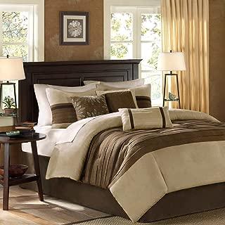 Best madison park palmer comforter set queen plum Reviews