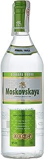 comprar comparacion Moskovskaya Vodka - Botella Vodka Ruso de 1L.