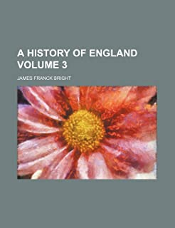 A History of England Volume 3