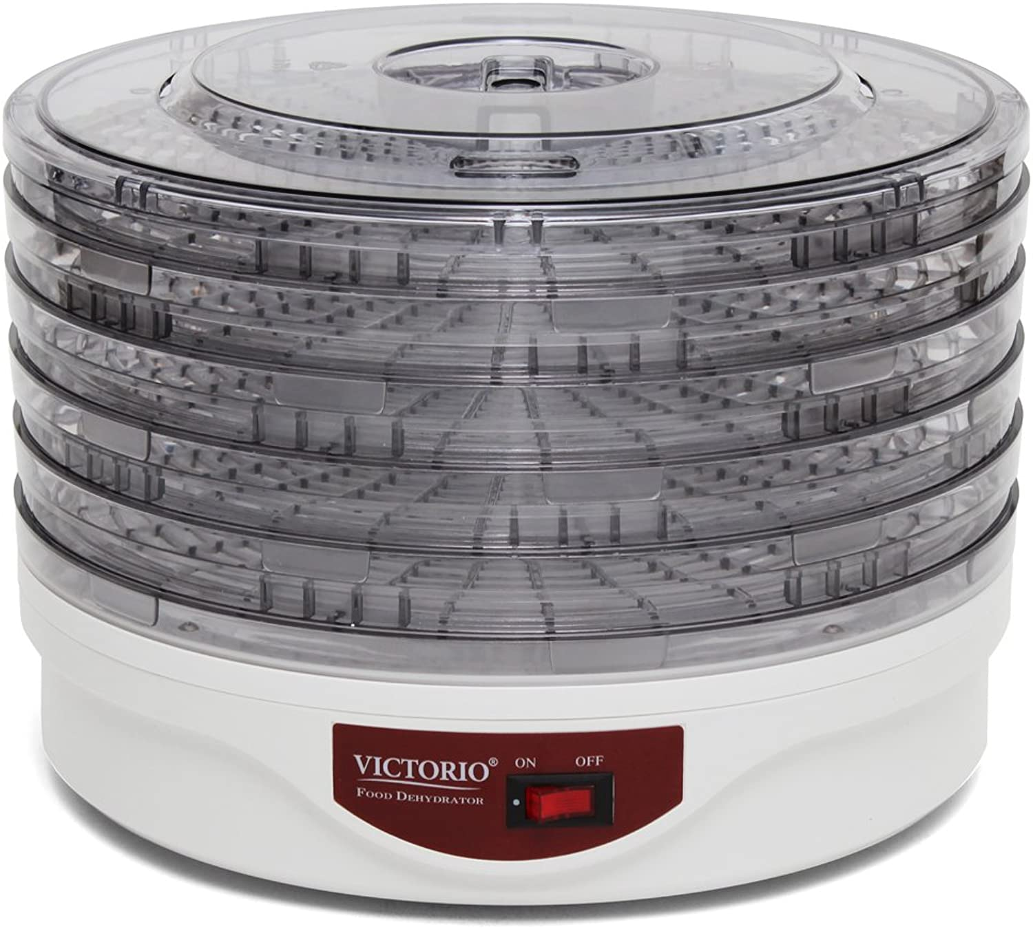 Electric Food Dehydrator by VICTORIO VKP1006