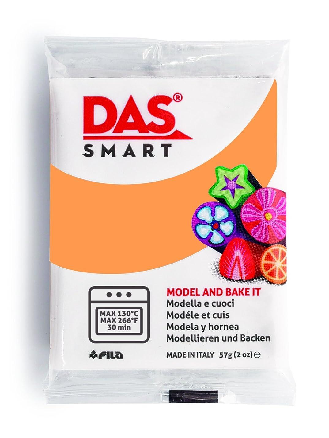 ADS The Smart Model Clay, PVC, Peach, 9?x 5.8?x 1.4?cm 6?Units dph088267783673
