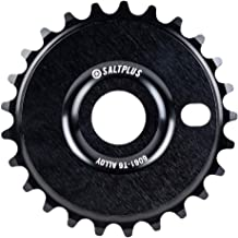 Salt Plus Solidus Sprocket 28t Black 23.8mm Spindle Hole With Adaptors for
