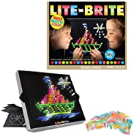 Lite-Brite Ultimate Classic Retro Toy, Gift for Girls and Boys, Ages 4+