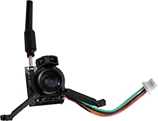 ZT-CM-X57 ZiggTech 3pcs Polycarbonate FPV Camera Mount for Tiny Whoop Drones Works with Wolfwhoop WT05, WT06, WT07 Micro Cameras
