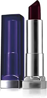 Maybelline New York - Color Sensational Pintalabios Mate Hidratante Tono 887 Blackest Berry