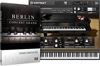 Komplete Native Instruments Berlin Concert Grand