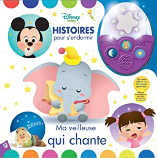 Disney Baby Mickey Mouse, Dumbo, and More! - Histoires pour s'endormir - Ma veilleuse qui chante - Sleepy Stories Take-Alo...
