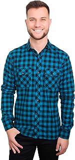 Camisa Casual Argali Falklands Flanela Xadrez Intensity
