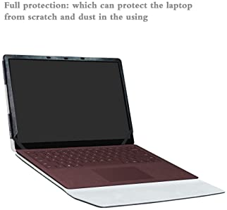 """Not fit Surfa... Alapmk Protective Case Cover For 13.5/"""" Microsoft Surface Laptop"""