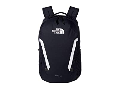 The North Face Vault Backpack (Aviator Navy Light Heather/TNF White) Backpack Bags