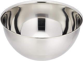 パール金属 アクアシャイン ステンレス製 深型 ボール 27cm H-8240