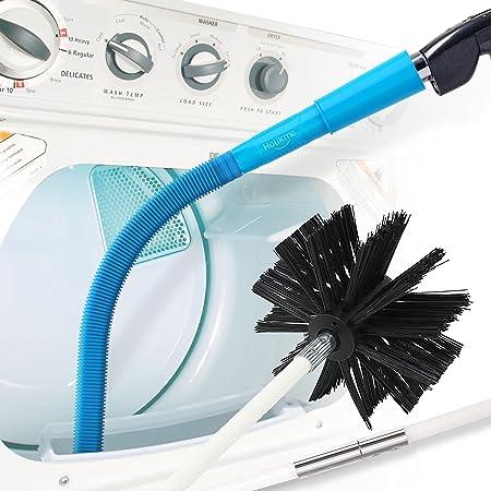 Cepillo De Limpieza de ventilación de la secadora Quita la pelusa de la ropa