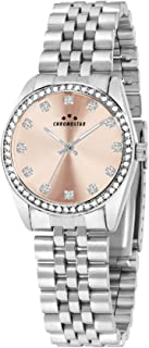 Chronostar R3753241516 Luxury Year Round Analog Quartz Silver Watch