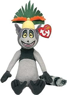 Ty Beanie Baby King Julien Madagascar