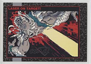 Laser on Target! (Trading Card) 1992 SkyBox Doomsday: The Death of Superman - [Base] #63