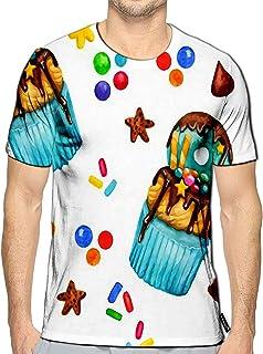 BlountDecor Classic T-Shirt,Tropical Island Flowers Fashion Personality Customization