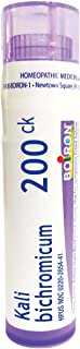 Boiron Kali Bichromicum 200CK, 80 Pellets, Homeopathic Medicine for Colds